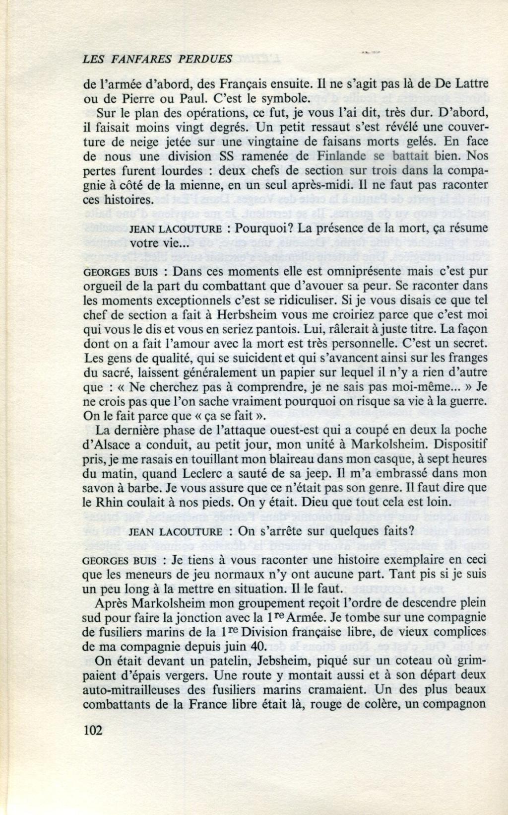 Georges Buis les fanfares perdues Les_fa38