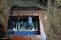 Aménagement d'un terrarium en Elastopur 201b10