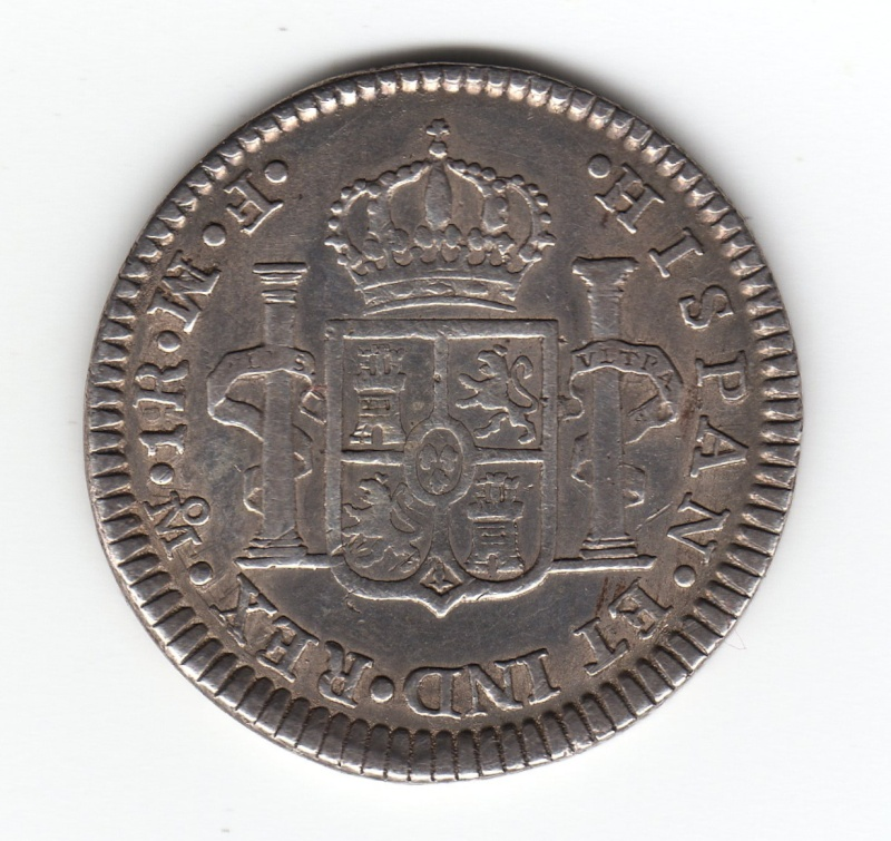 1 real 1772. Carlos III. Méjico. (variante FM invertido). Img49310