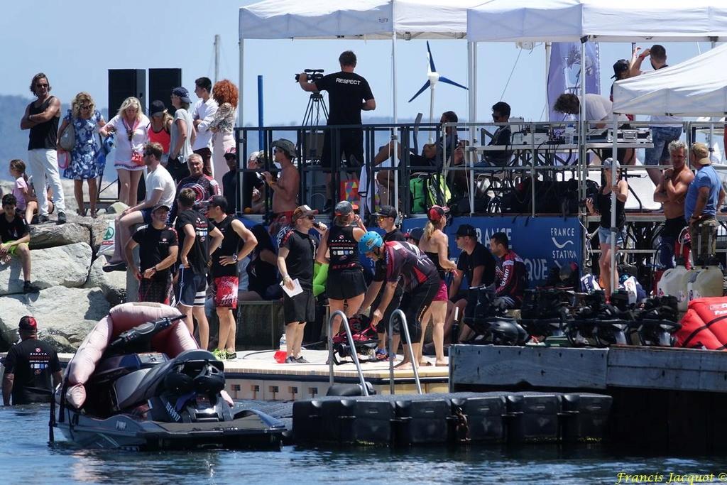 Championnat du monde de sky board à Cavalaire sur Mer 00410