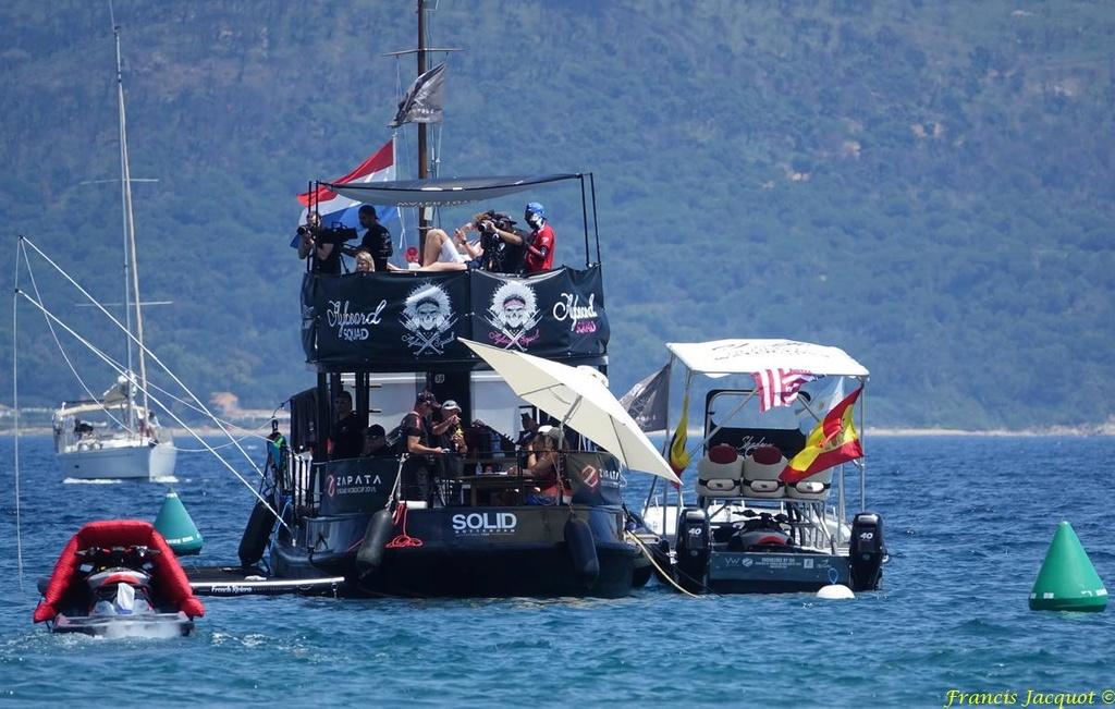 Championnat du monde de sky board à Cavalaire sur Mer 00610