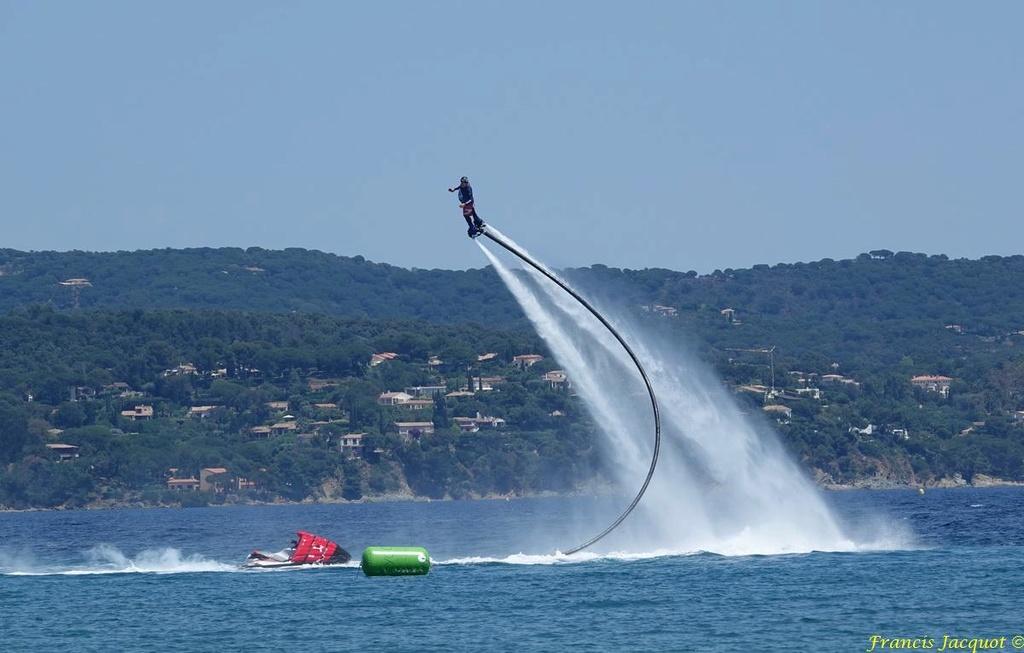 Championnat du monde de sky board à Cavalaire sur Mer 01211