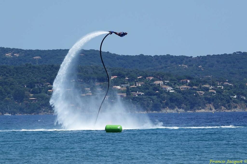 Championnat du monde de sky board à Cavalaire sur Mer 01410
