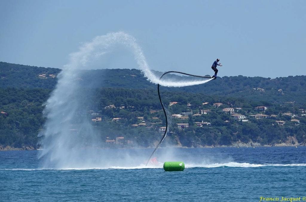 Championnat du monde de sky board à Cavalaire sur Mer 01510