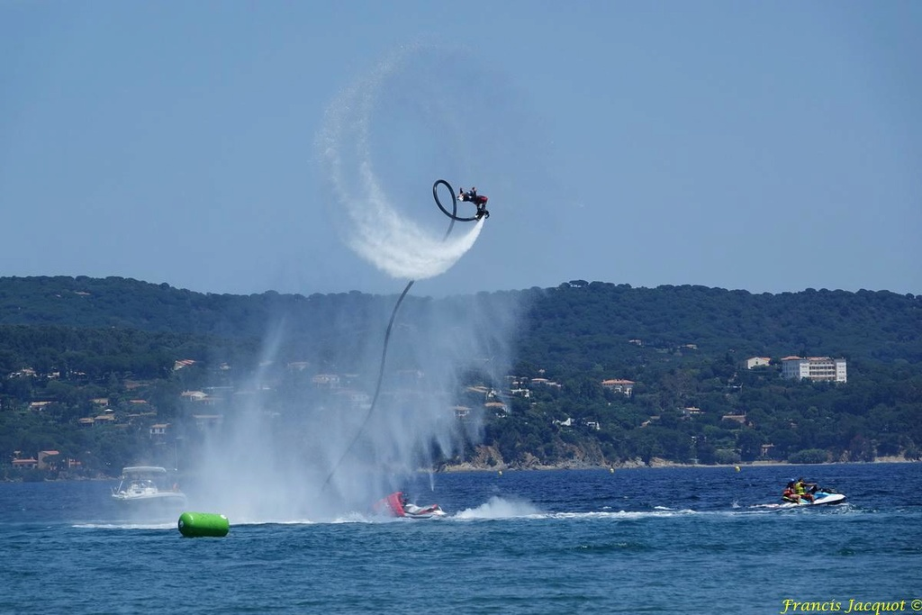 Championnat du monde de sky board à Cavalaire sur Mer 02010
