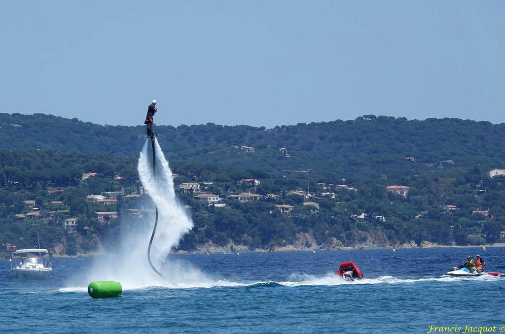 Championnat du monde de sky board à Cavalaire sur Mer 02110