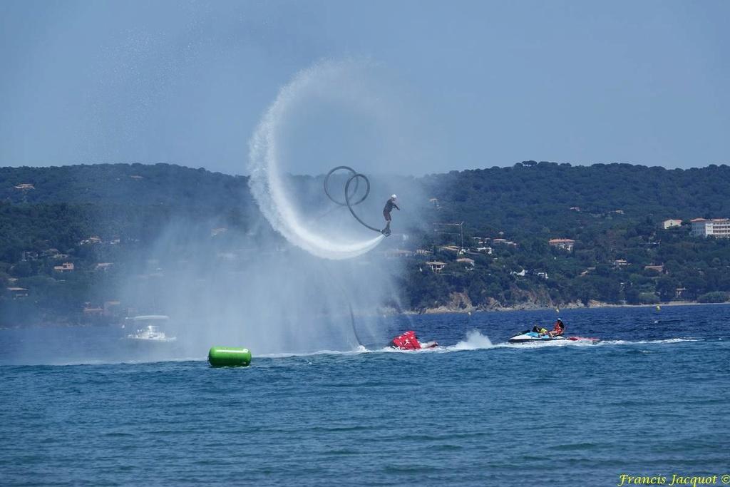 Championnat du monde de sky board à Cavalaire sur Mer 02210