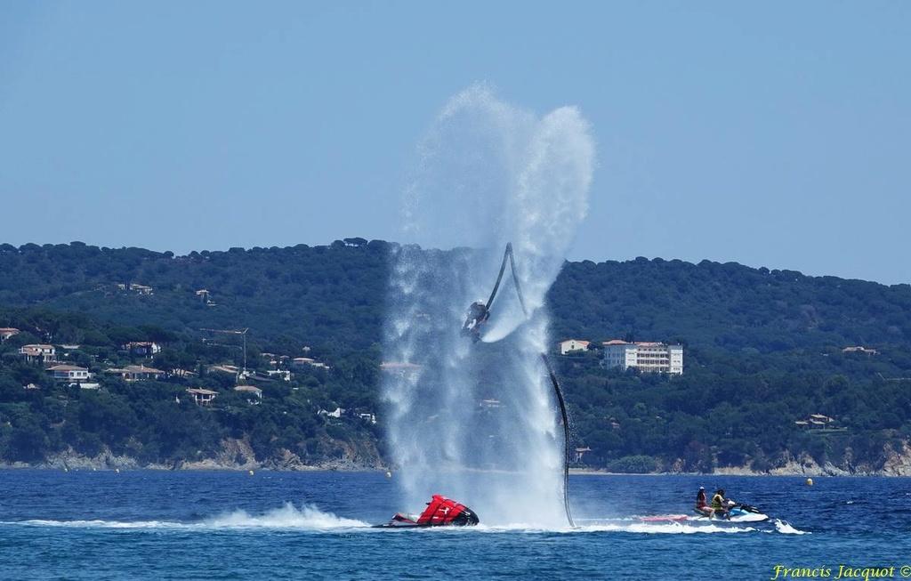 Championnat du monde de sky board à Cavalaire sur Mer 02310
