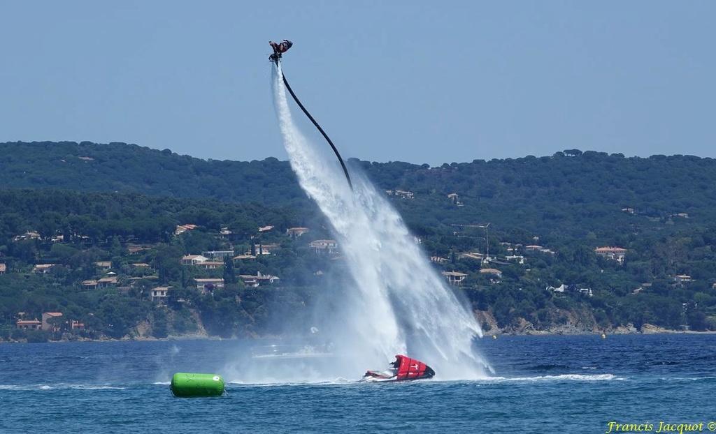 Championnat du monde de sky board à Cavalaire sur Mer 02610