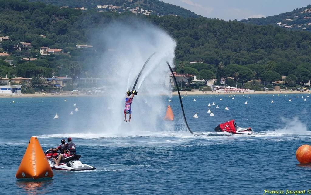 Championnat du monde de sky board à Cavalaire sur Mer 03410