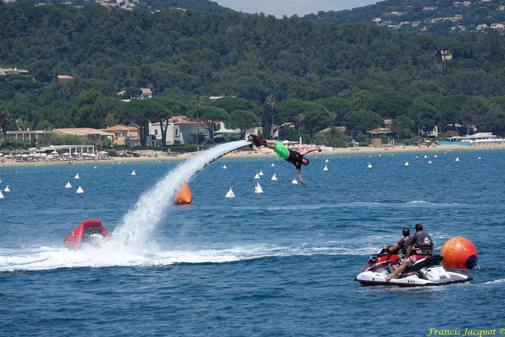 Championnat du monde de sky board à Cavalaire sur Mer 04410
