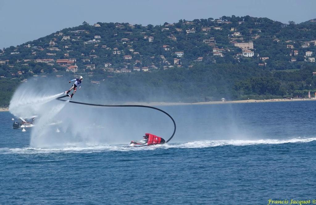 Championnat du monde de sky board à Cavalaire sur Mer 04910