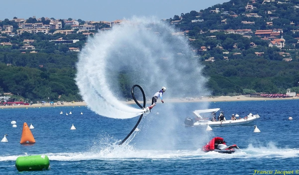 Championnat du monde de sky board à Cavalaire sur Mer 05110