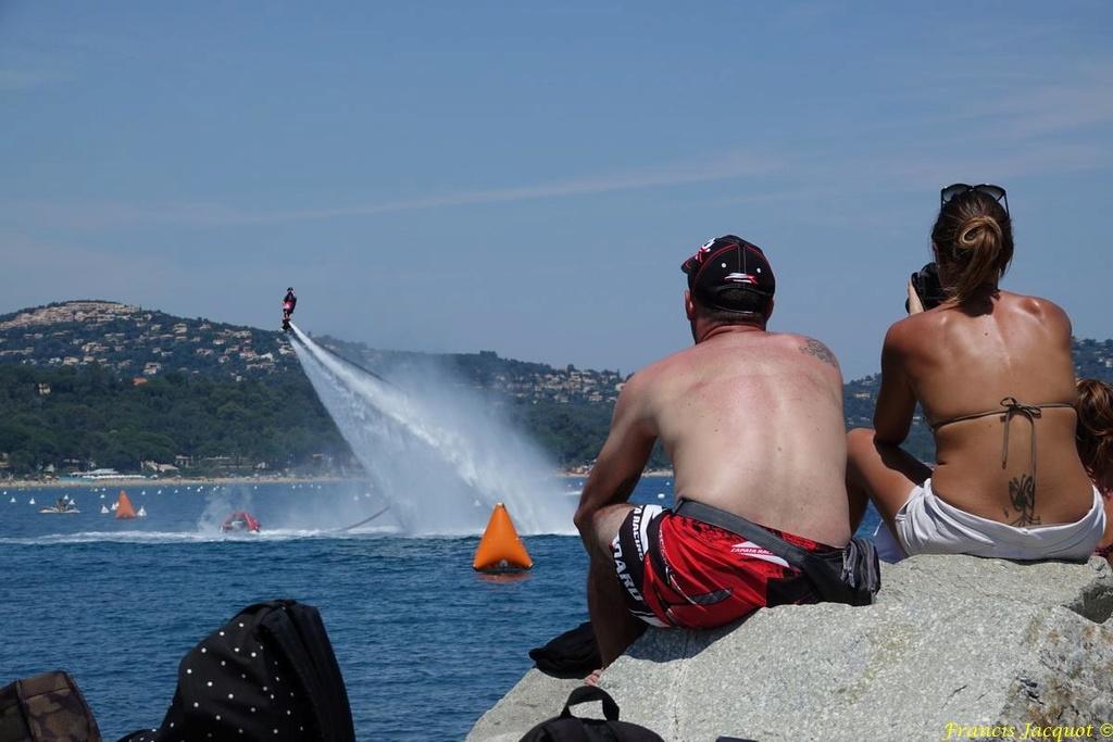 Championnat du monde de sky board à Cavalaire sur Mer 06010