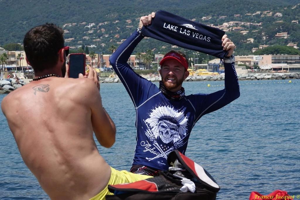 Championnat du monde de sky board à Cavalaire sur Mer 06310
