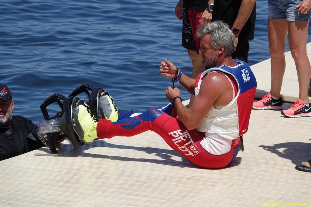 Championnat du monde de sky board à Cavalaire sur Mer 06510