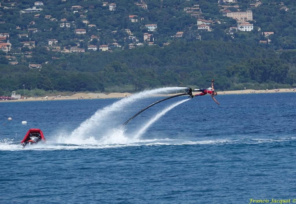 Championnat du monde de sky board à Cavalaire sur Mer 07210