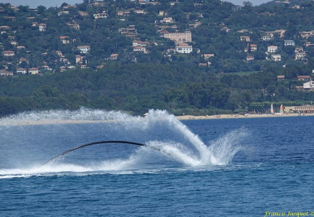 Championnat du monde de sky board à Cavalaire sur Mer 07310
