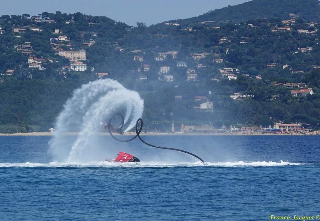 Championnat du monde de sky board à Cavalaire sur Mer 07410