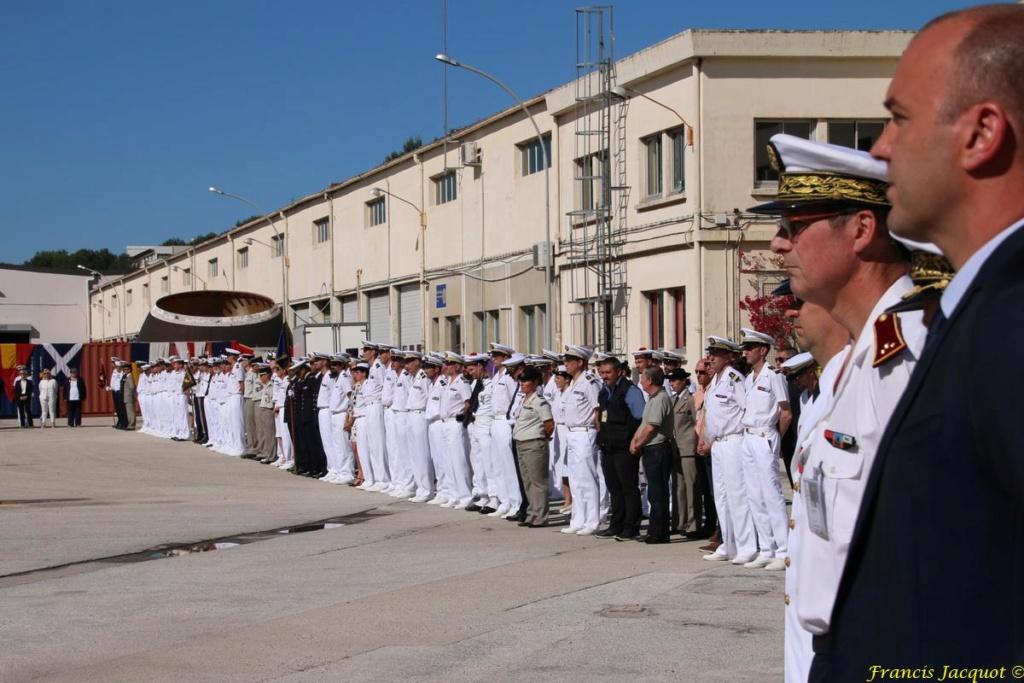 [LES PORTS MILITAIRES DE MÉTROPOLE] De la création de l'arsenal de Toulon à aujourd'hui la base navale 1510
