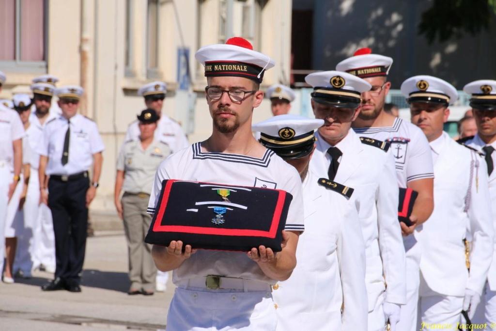 [LES PORTS MILITAIRES DE MÉTROPOLE] De la création de l'arsenal de Toulon à aujourd'hui la base navale 2110