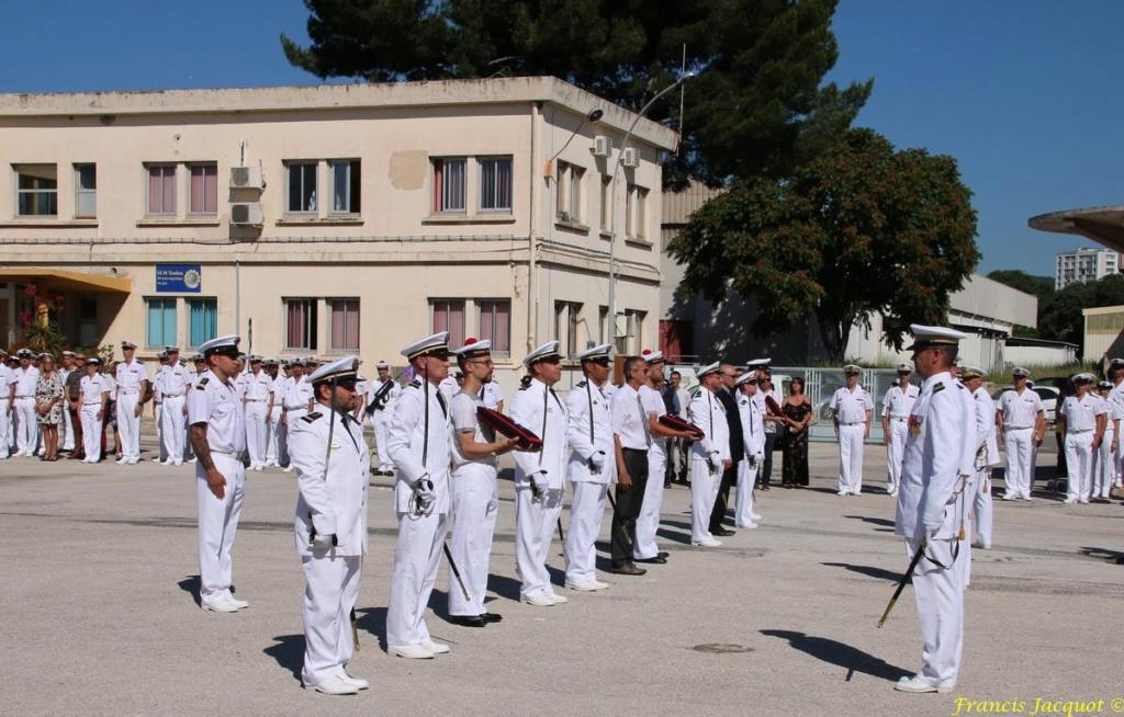 [LES PORTS MILITAIRES DE MÉTROPOLE] De la création de l'arsenal de Toulon à aujourd'hui la base navale 2510