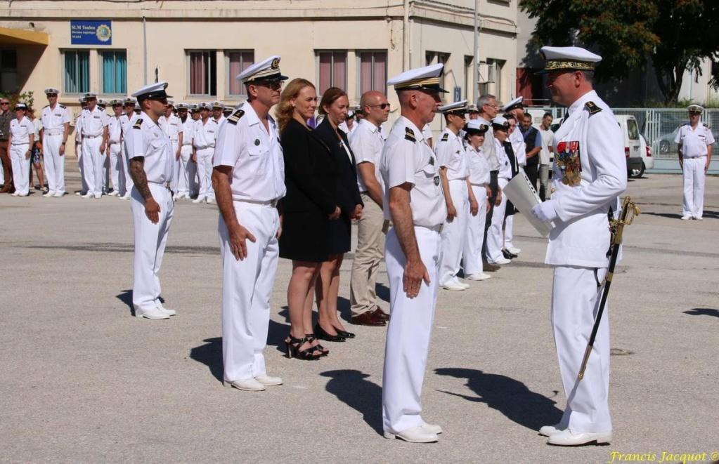 [LES PORTS MILITAIRES DE MÉTROPOLE] De la création de l'arsenal de Toulon à aujourd'hui la base navale 2610