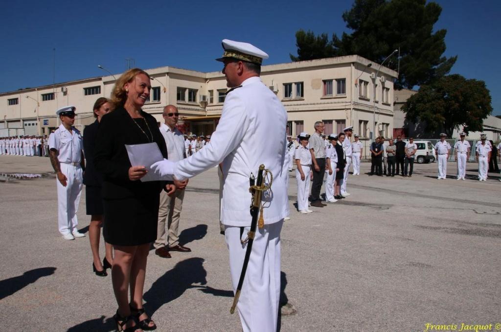 [LES PORTS MILITAIRES DE MÉTROPOLE] De la création de l'arsenal de Toulon à aujourd'hui la base navale 2810