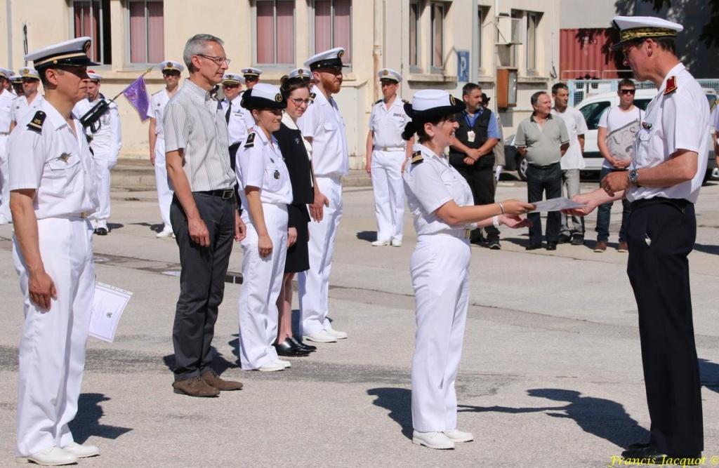 [LES PORTS MILITAIRES DE MÉTROPOLE] De la création de l'arsenal de Toulon à aujourd'hui la base navale 2910