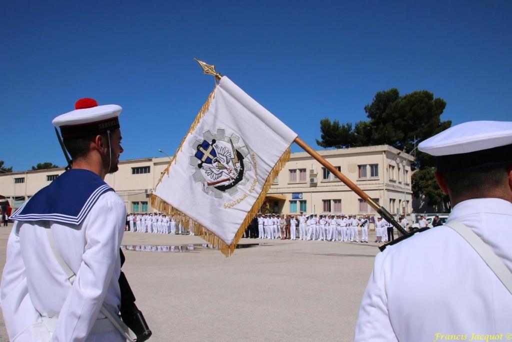 [LES PORTS MILITAIRES DE MÉTROPOLE] De la création de l'arsenal de Toulon à aujourd'hui la base navale 3510