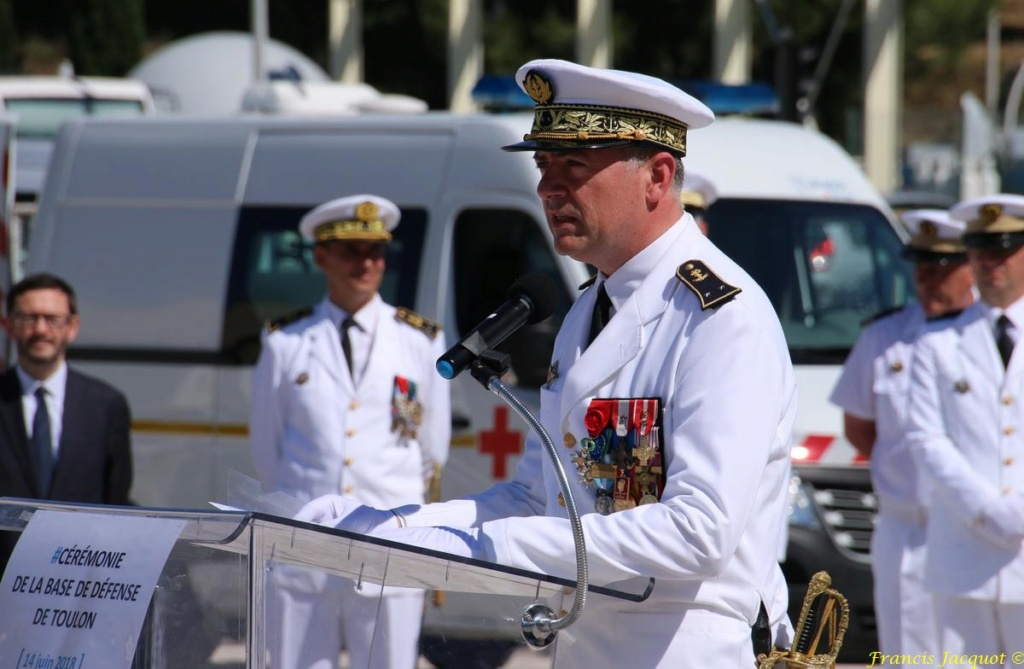 [LES PORTS MILITAIRES DE MÉTROPOLE] De la création de l'arsenal de Toulon à aujourd'hui la base navale 3610
