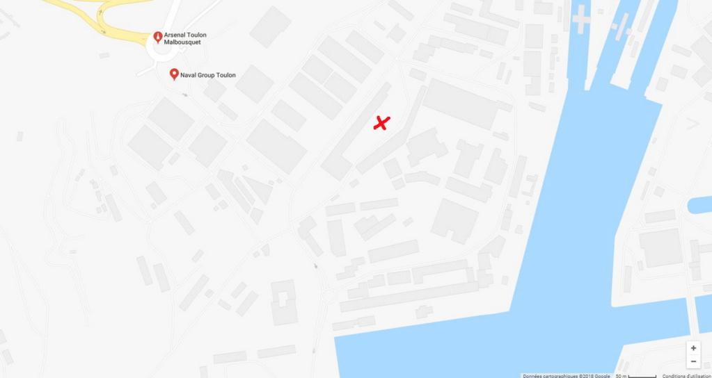 [LES PORTS MILITAIRES DE MÉTROPOLE] De la création de l'arsenal de Toulon à aujourd'hui la base navale Captur10
