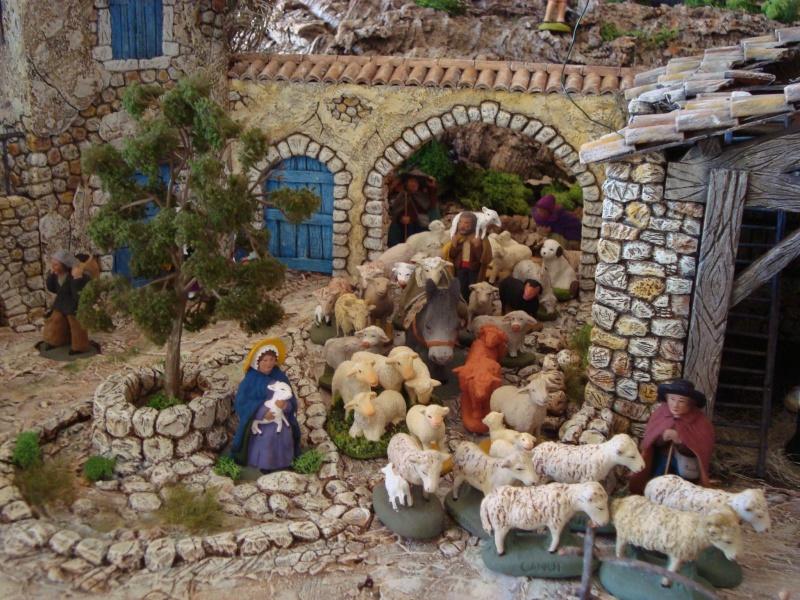 Lou Mas Betelèn (crèche Cintu) Dsc03112
