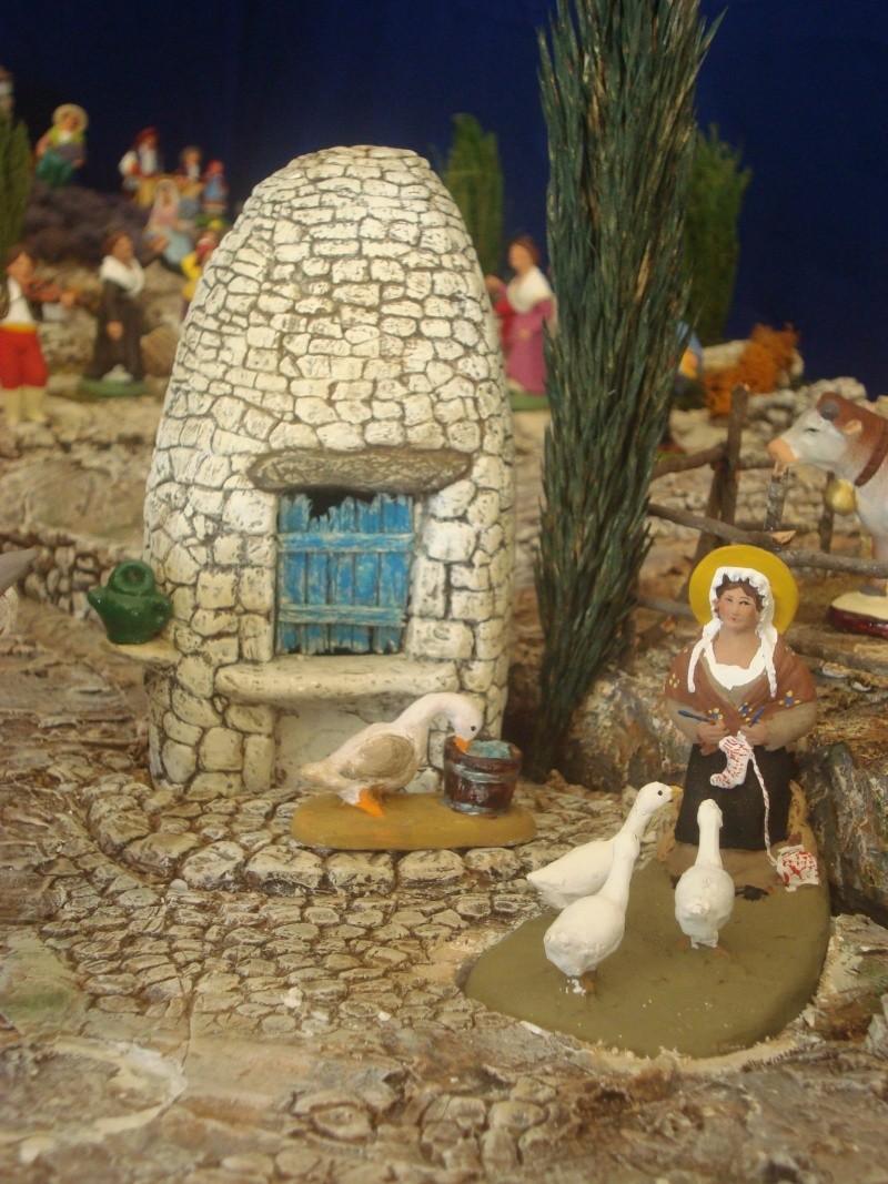Lou Mas Betelèn (crèche Cintu) Dsc03612