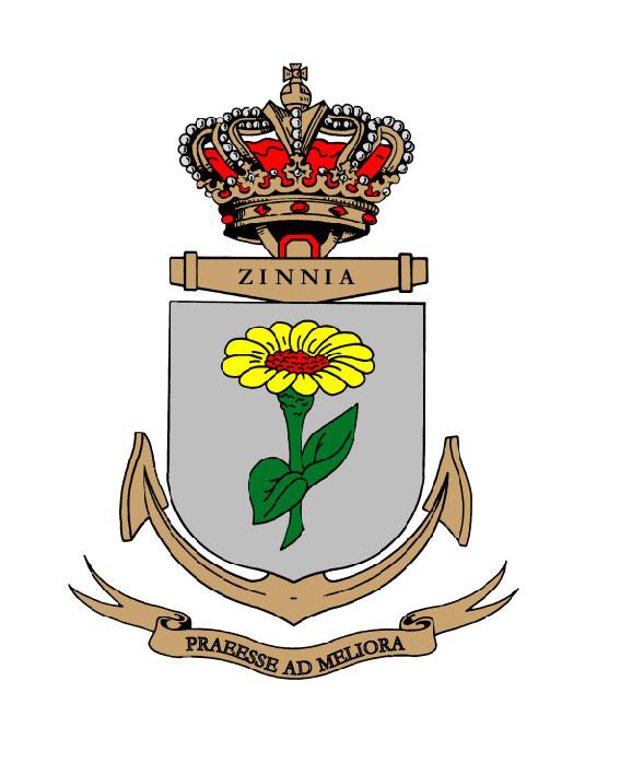 crest - LES CREST Zinnia10