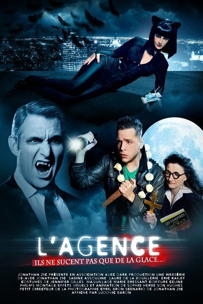 """[Websérie] """"L'Agence"""" avec Isabel Jeannin (2013) Lagenc10"""