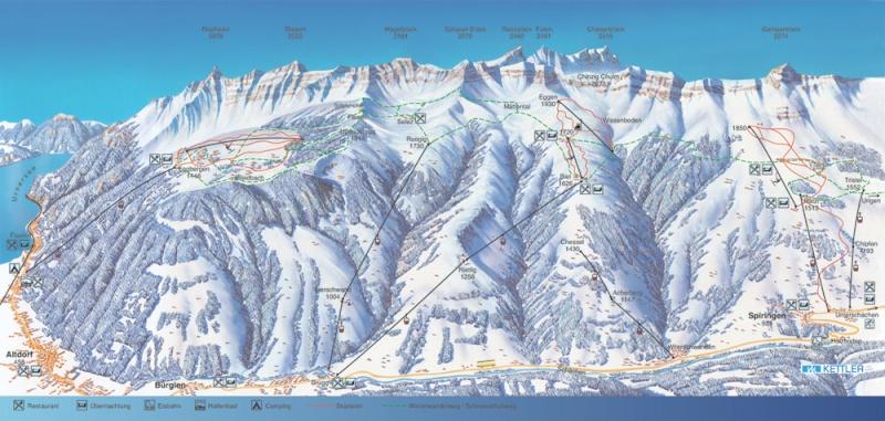 Neige et ski à l'étranger Karte_10