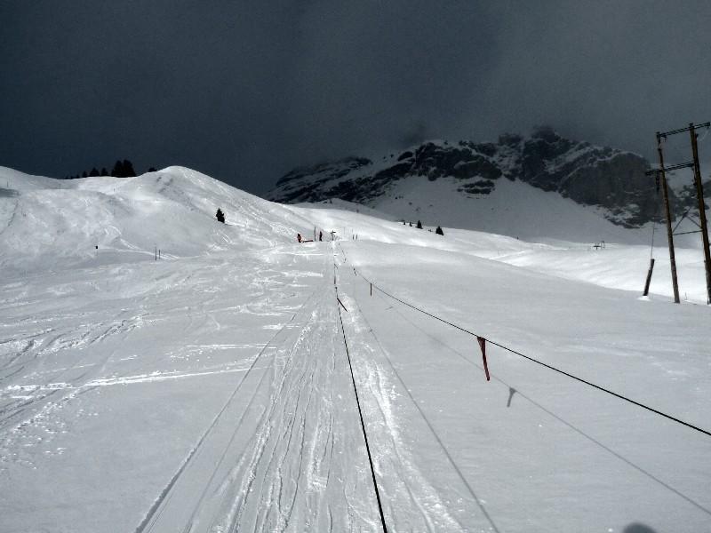 Neige et ski à l'étranger P1230710