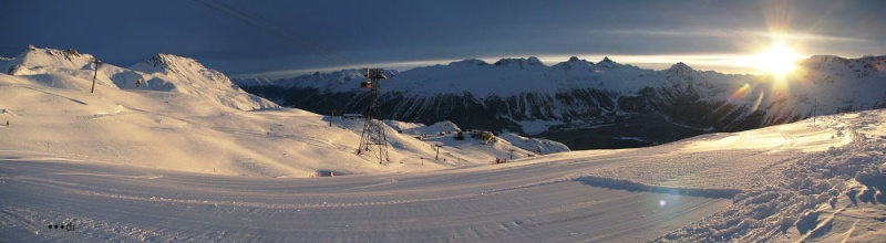 Neige et ski à l'étranger Xecfq910