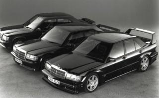 Mercedes 190 Club