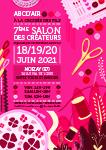 Report du salon des créateurs les 18,19 et 20 juin 2021 Affich10