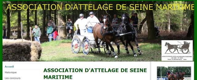 AASM - Association d'Attelages de la Seine Maritime Site_a10