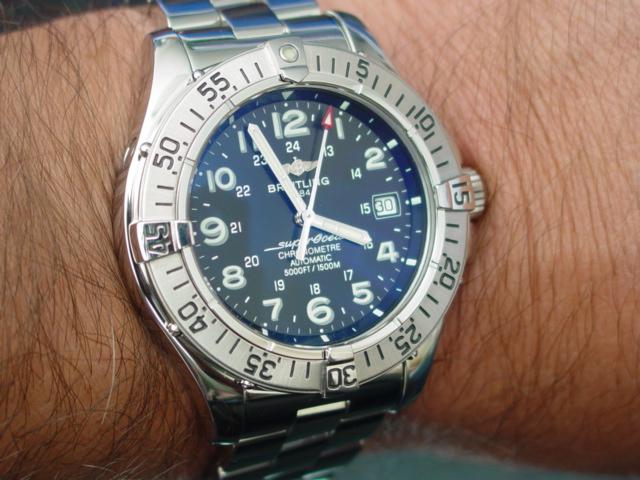Les montres de plongée militaires, sujet historique. Dsc06111