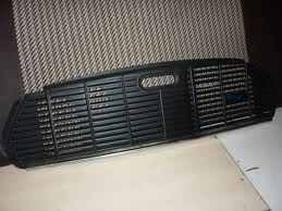 Black front grill Grill10