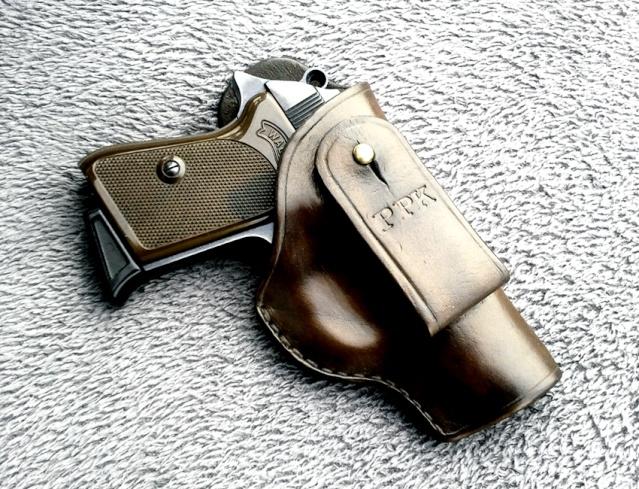 """Holster """"inside"""" Walther PPK... Inside10"""