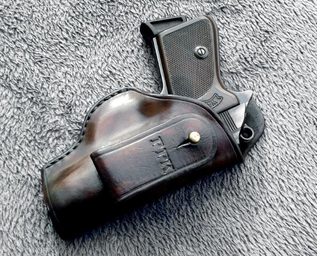 """Holster """"inside"""" Walther PPK... Inside17"""