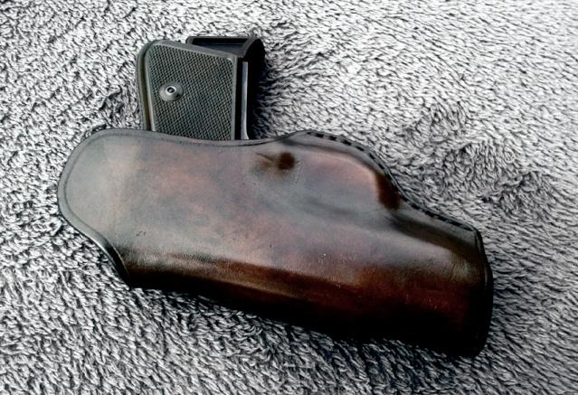 """Holster """"inside"""" Walther PPK... Inside18"""