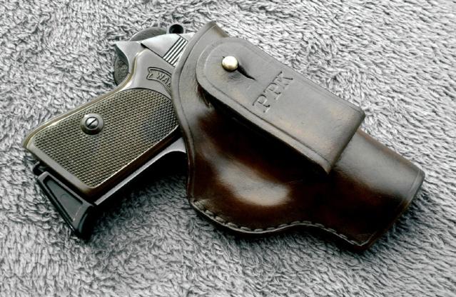 """Holster """"inside"""" Walther PPK... Inside19"""