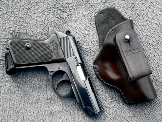 """Holster """"inside"""" Walther PPK... Inside22"""