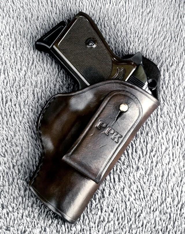 """Holster """"inside"""" Walther PPK... Inside23"""